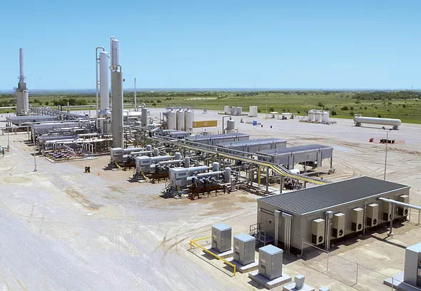 Midstream Oil and Gas Filtration