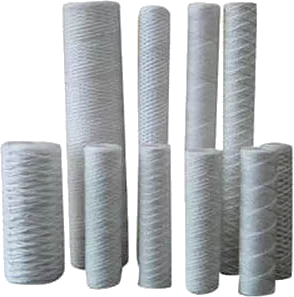 Polyester String Wound Filters